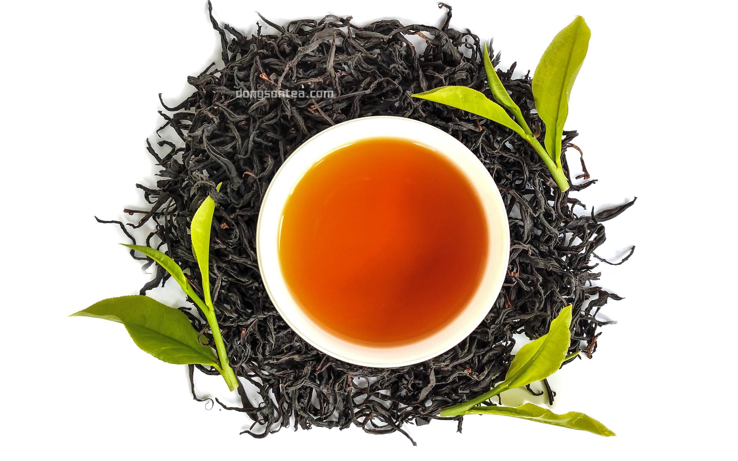 Ruby Black Tea ( 5 stars)
