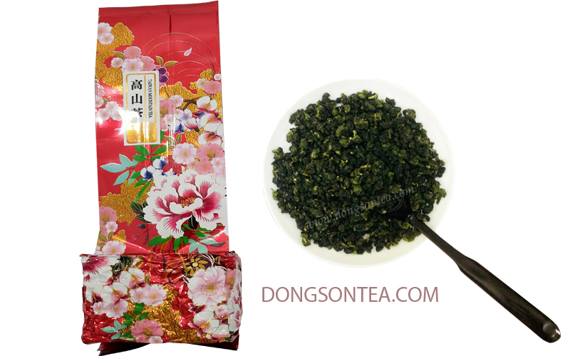 Oolong tea Taiwan 150gr