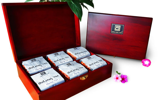 Red Tea Box 600g