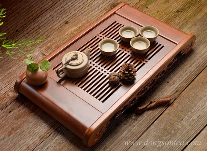 Bàn trà gỗ H-309